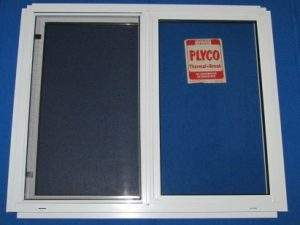 PLYCO Thermal Break Aluminum Windows