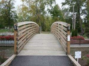 Wooden Bridge Alt View