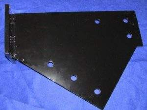 Powder Coated, Galvanized and Stainless Steel Plates